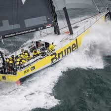 Team Brunel wint negende etappe
